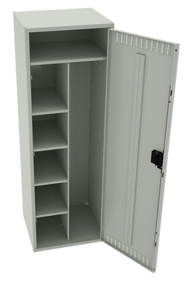 "Antimicrobial Combination Locker - 18""W"