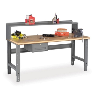 Adjustable Height Office Support Work Table