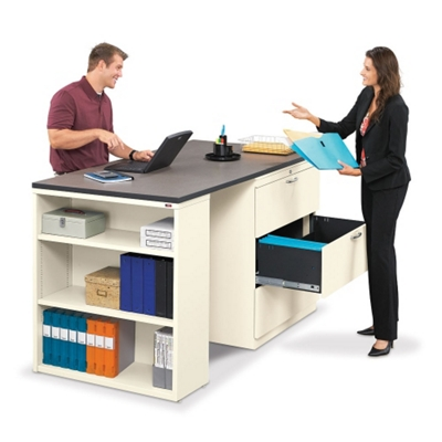 Standing Height Workstation