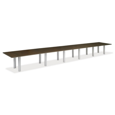 24' W Conference Table