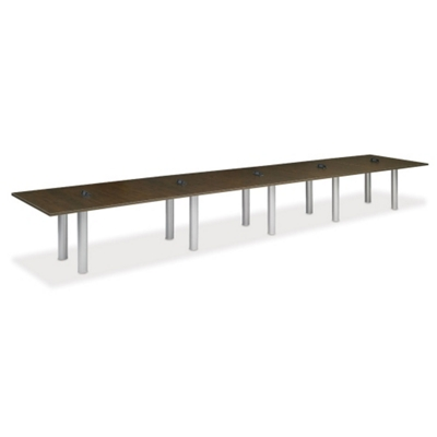 20ft. Table with Data Ports