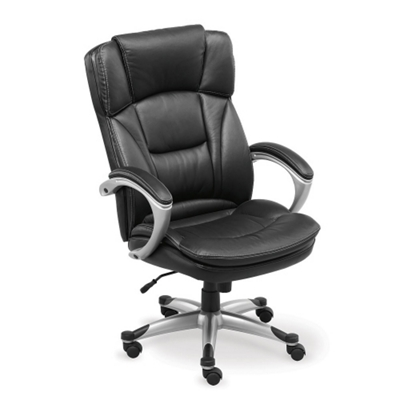 Omega Faux Leather Executive Chair