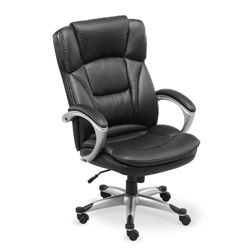 Omega Leather Executive Chair