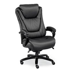 Ultra Collection Leather Big and Tall Executive Chair