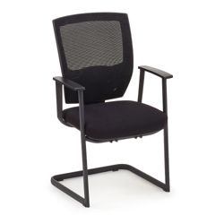 Arris Guest Chair with Memory Foam