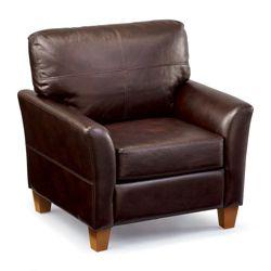 Denver Faux Leather Club Chair