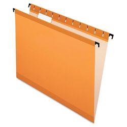 20 Polylaminate Letter Size Hanging File Folders