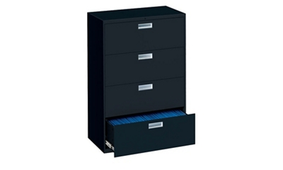 "Four Drawer Lateral File - 36""W"