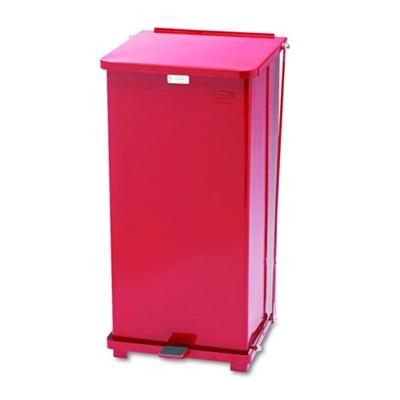 Step-On Medical Biohazard  Waste Receptacle - 24 Gallon Capacity