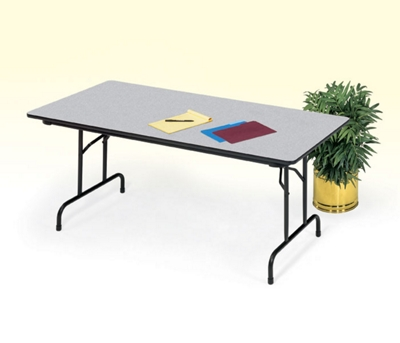 "Rectangular Folding Table - 60"" x 30"""