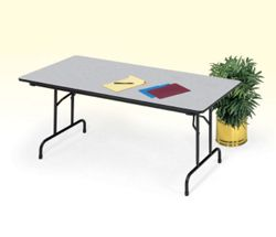 "Rectangular Folding Table - 96"" x 36"""