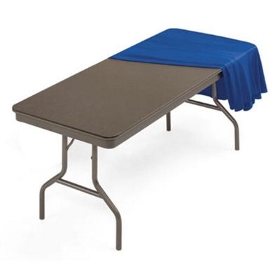 "Lightweight Rectangular Folding Table - 60"" x 30"""
