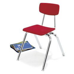"18"" Stack Chair-5th Grade & Up"