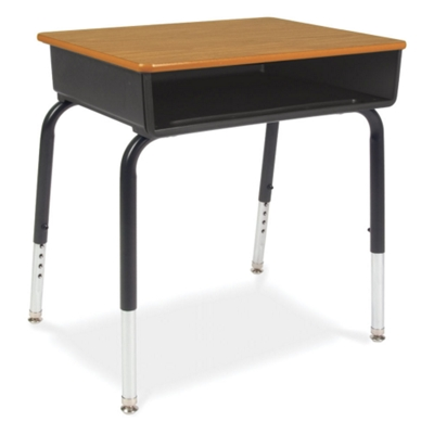 Open-Front Student Desk