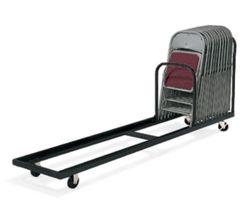 Folding Chair Caddy - 42 Chair Capacity