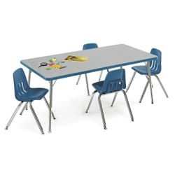 """Child-Height Activity Table 60"""" x 30"""""""