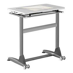 "Standing Height Tilt-Top Table - 36""W"