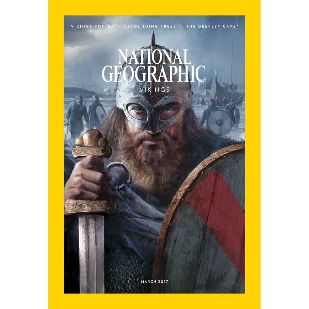 NATIONAL GEOGRAPHIC MAGAZINE NOV 2016, NEW NO LABEL W/FREE POSTER.