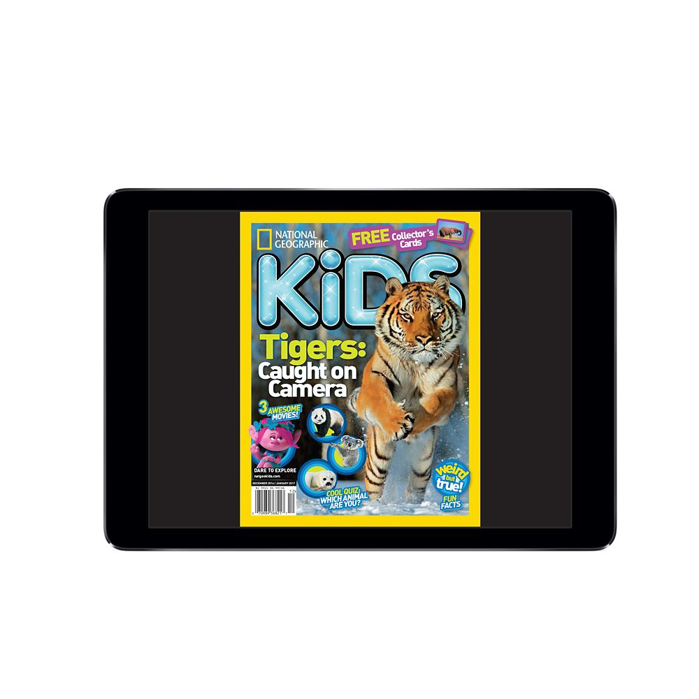national geographic kids magazine digital access canada