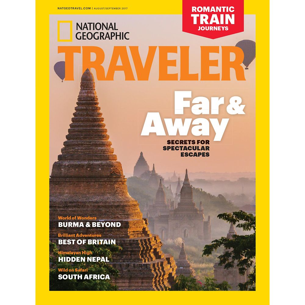 National Geographic Traveler International Delivery ...