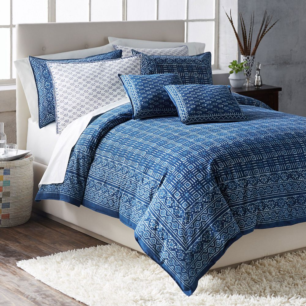 Exceptional Indigo Bed Linen Part - 5: National Geographic Store