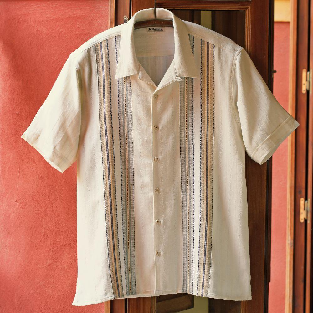 s organic cotton guatemalan shirt national