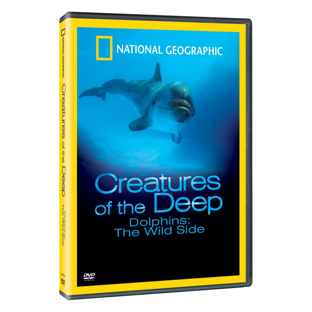 creatures of the deep dolphins the wild side dvd national