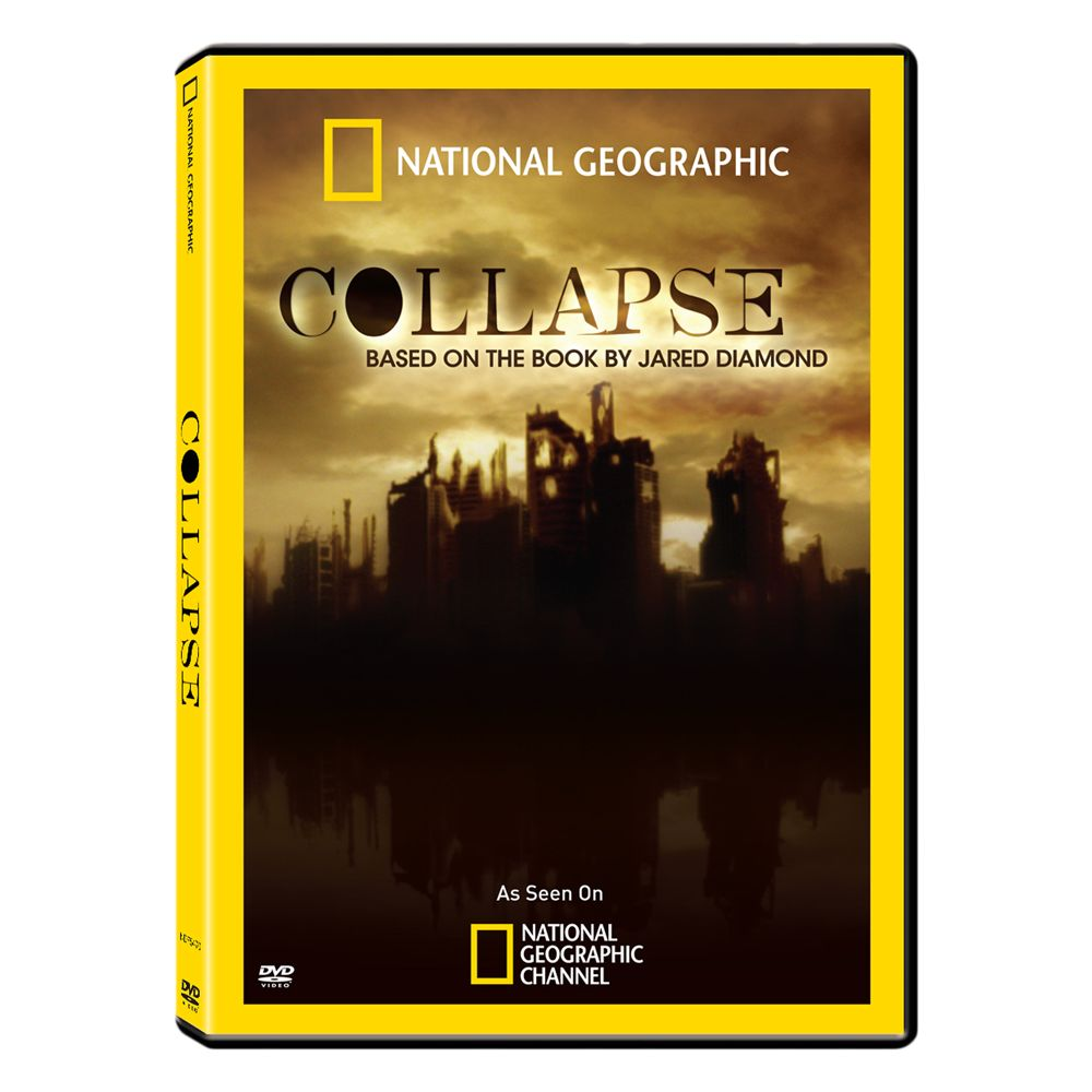 jared diamond collapse book review