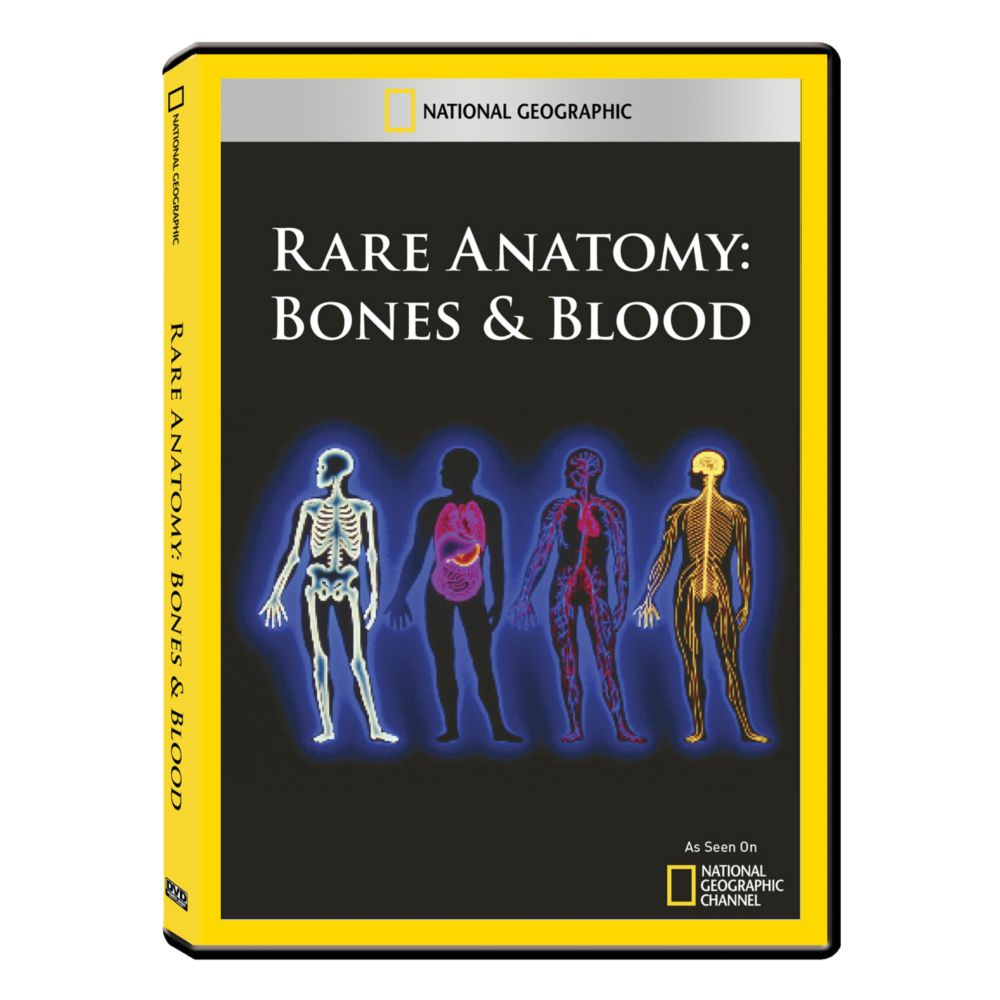 Inside the human body dvd
