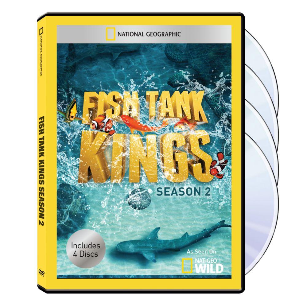 Fish tank kings cast - Fish Tank Kings Cast