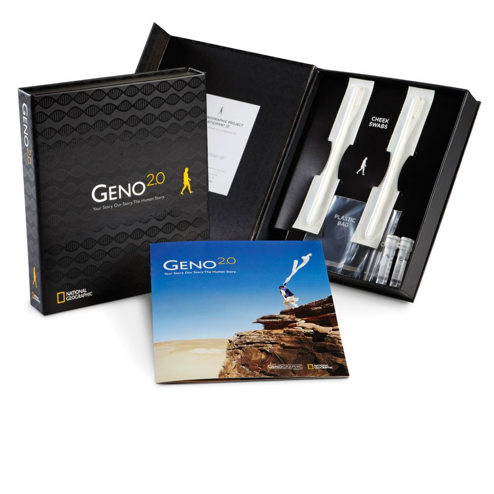 AncestryDNA™ is the newest DNA test which helps you find genetic relatives and expand your genealogy research. Order your DNA test kit today.