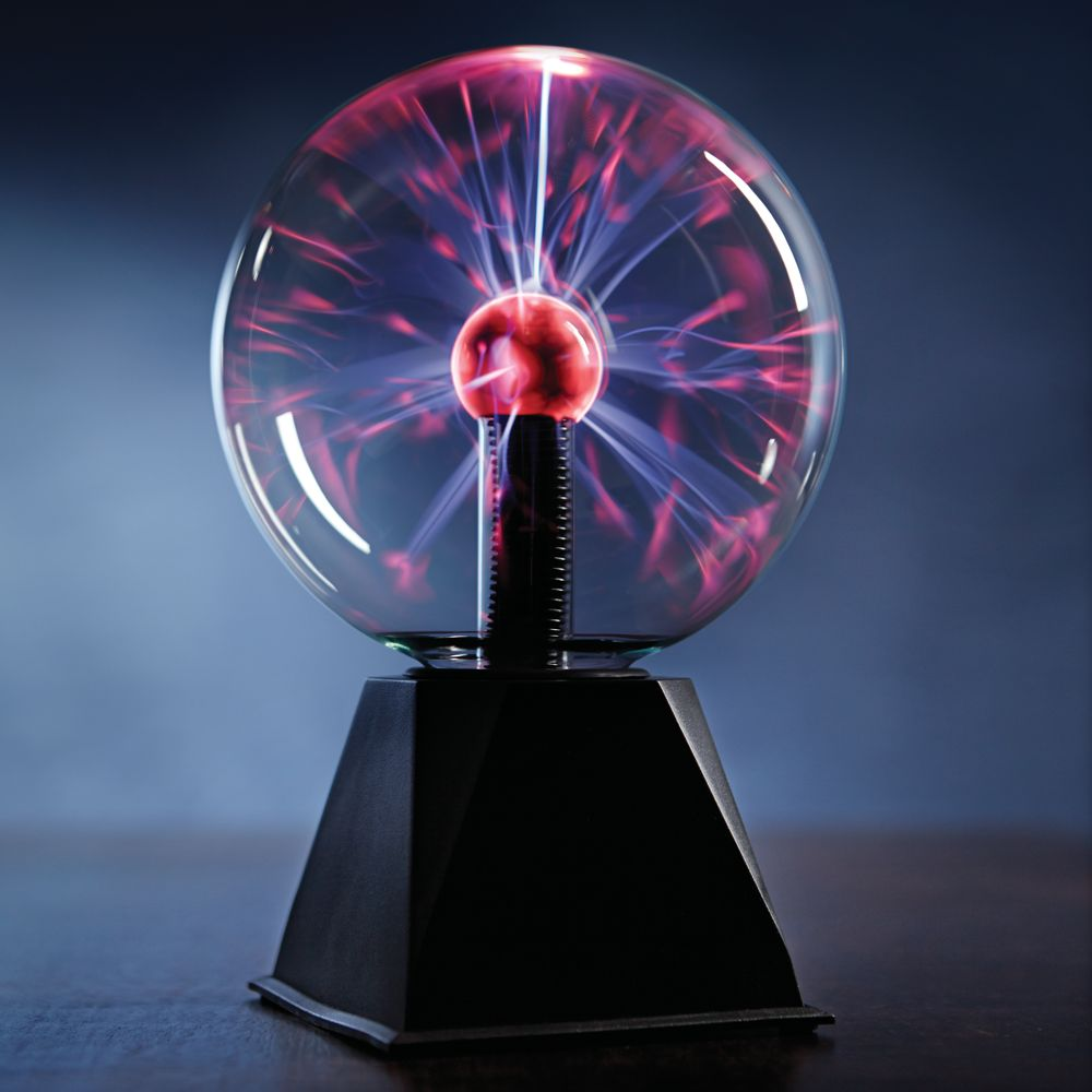 Plasma Ball Toy : Plasma ball national geographic store