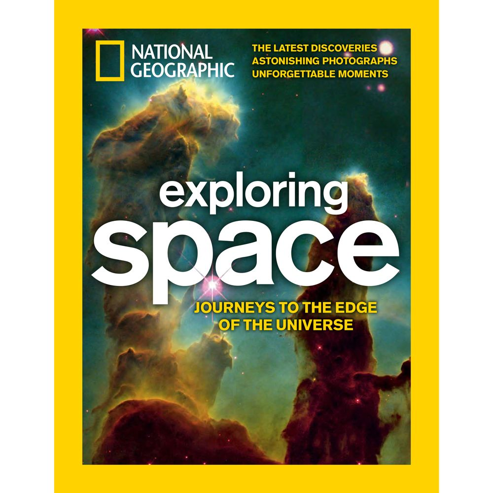 National Geographic Exploring Space Special Issue - National Geographic Store