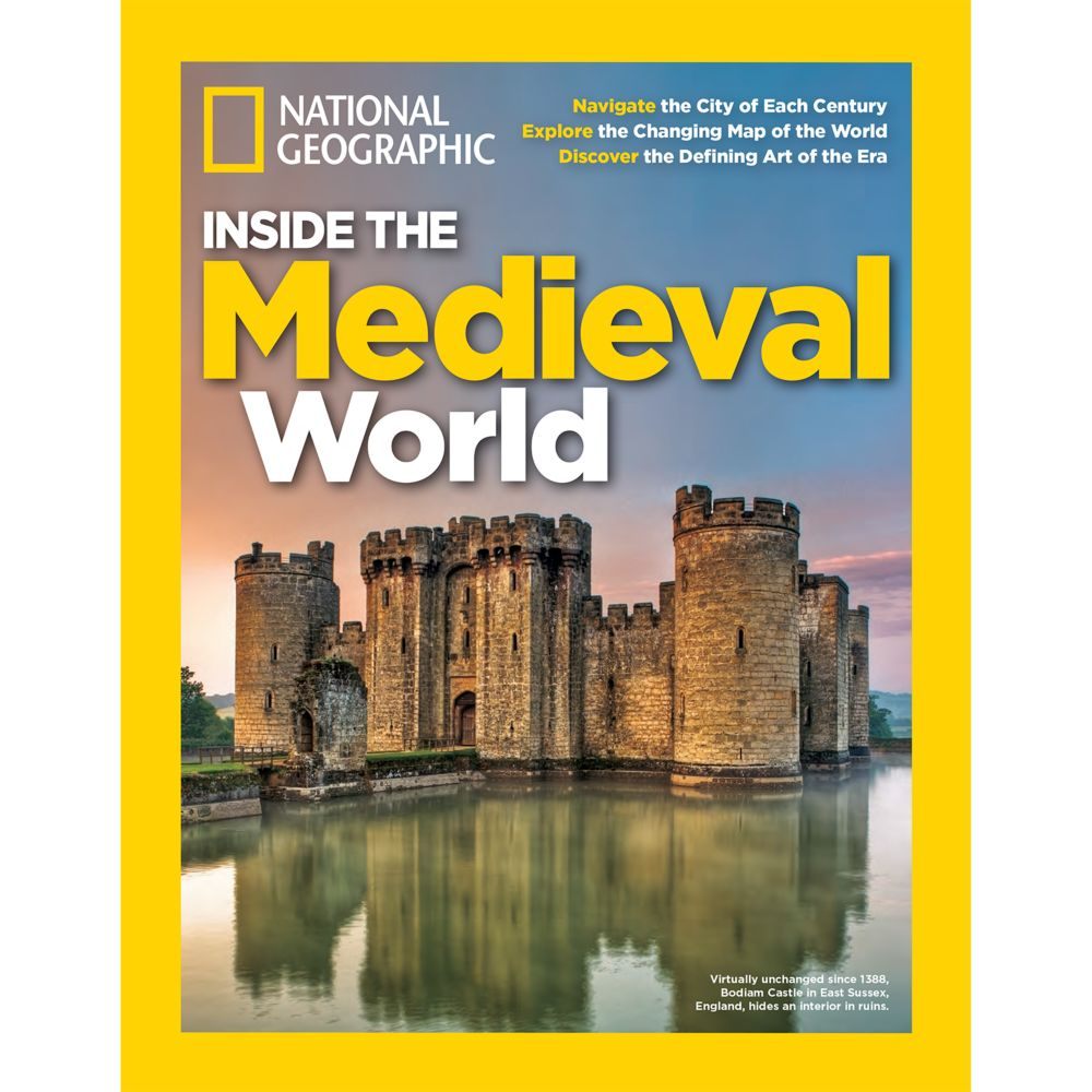 National Geographic Inside the Medieval World Special Issue - National Geographic Store