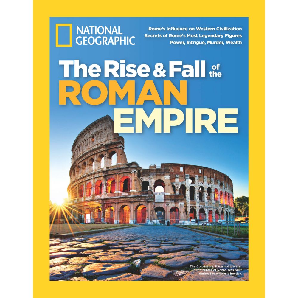 National Geographic The Rise and Fall of the Roman Empire ...