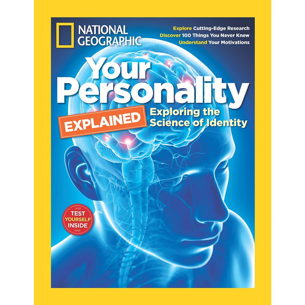 National Geographic Your Personality Explained Special Issue - National Geographic Store