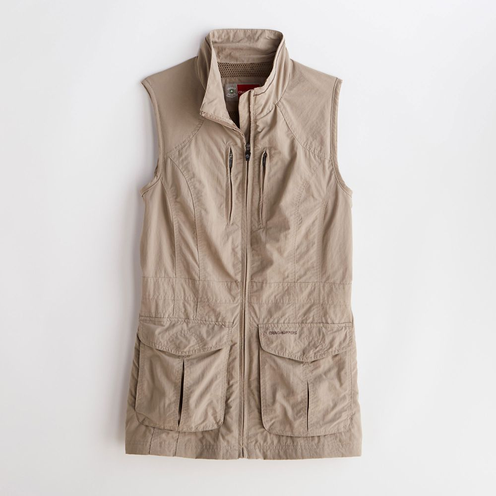 - Women's Quick-dry Cargo Vest - National Geographic Store