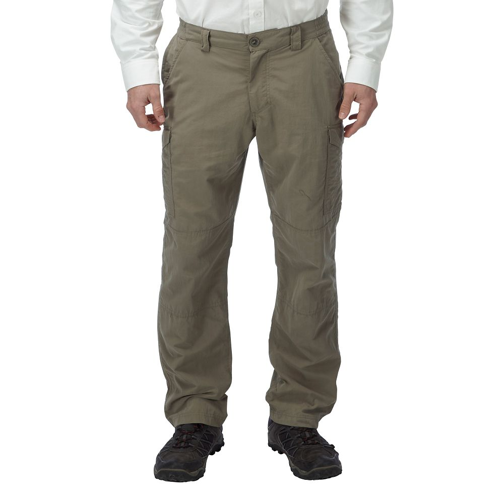 Men S Nosilife Cargo Travel Trousers