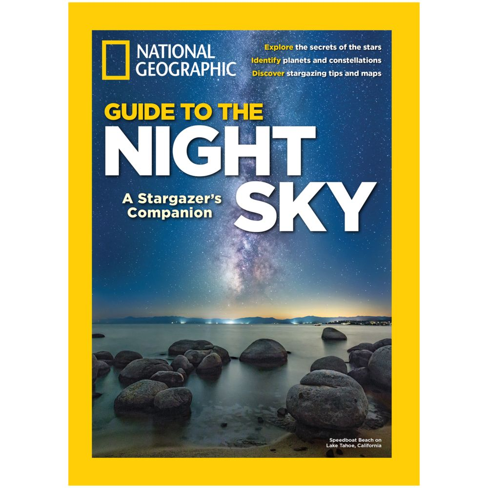 National Geographic Guide to the Night Sky Special Issue - National Geographic Store