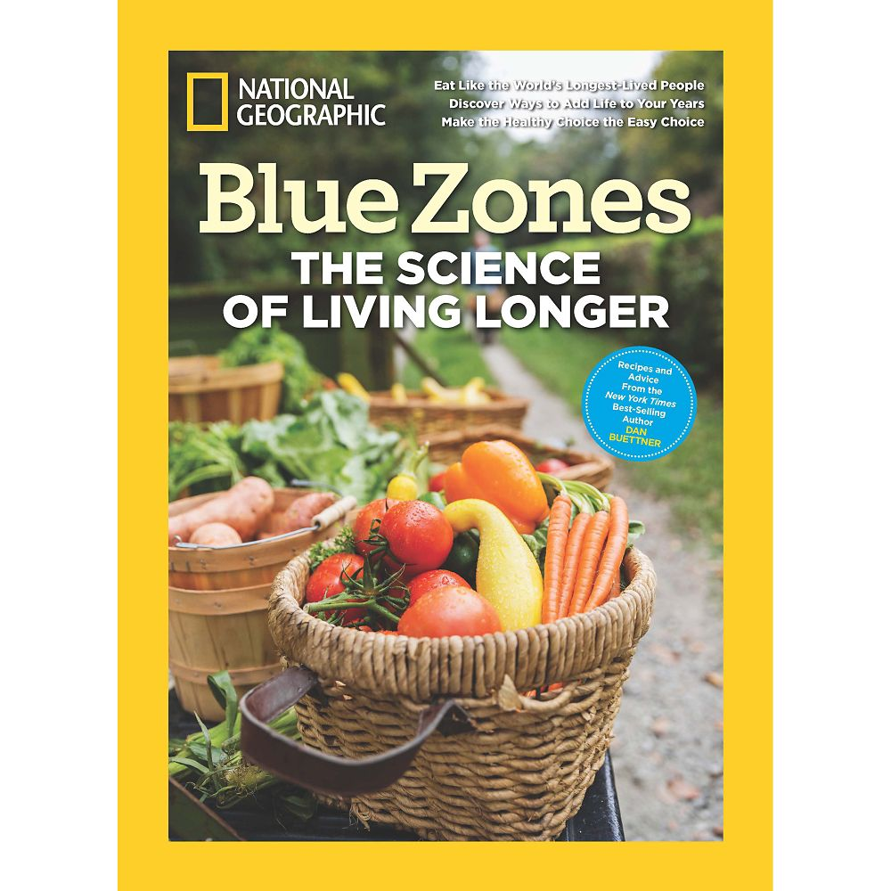 Très National Geographic Blue Zones: The Science of Living Longer  RR14