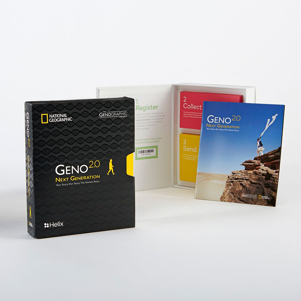 Geno 20 dna ancestry testing kit national geographic store solutioingenieria Gallery