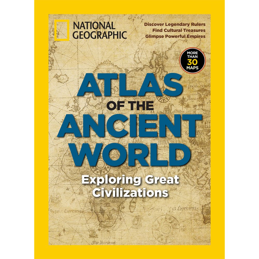 Atlas of the Ancient World - National Geographic Store