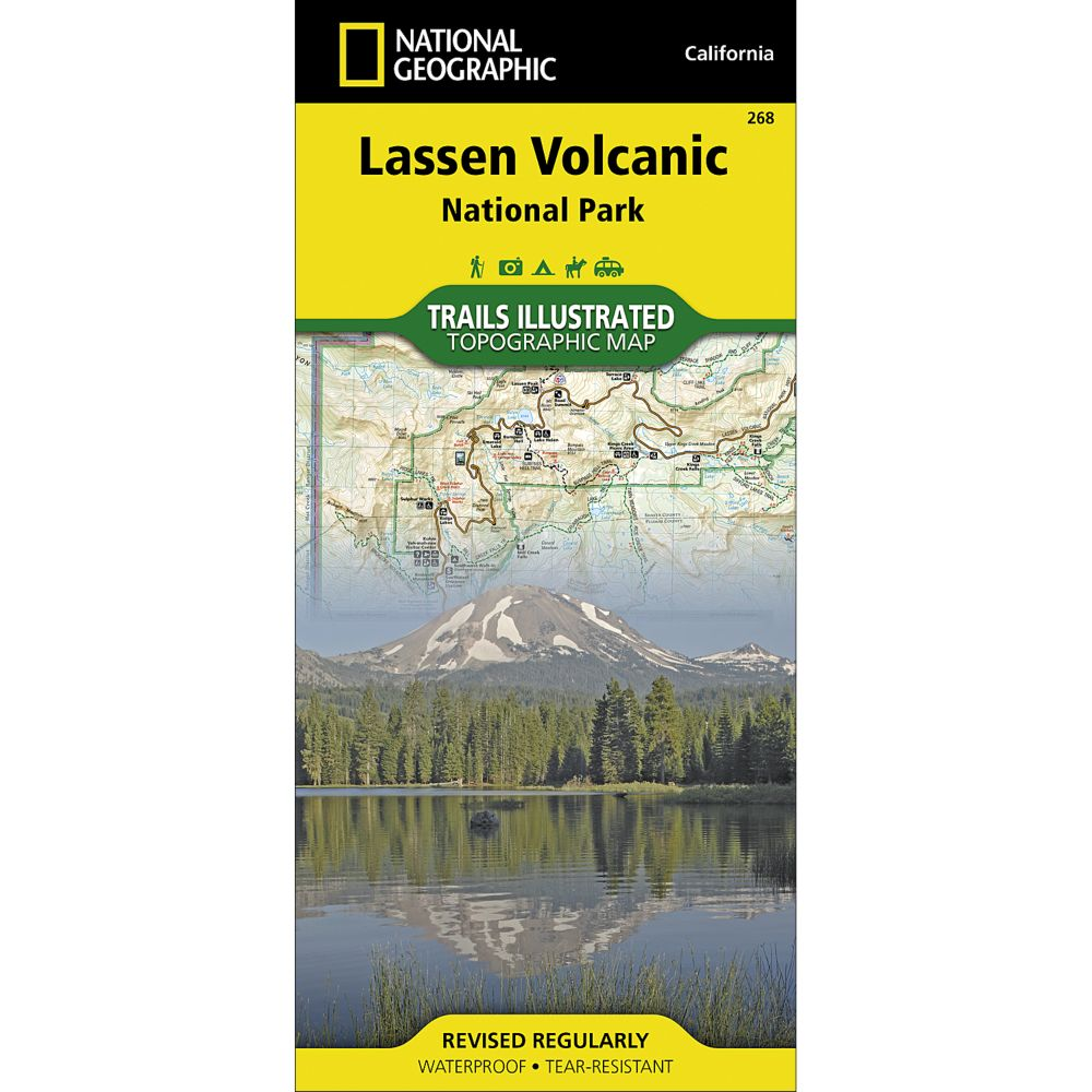National Parks Collection National Geographic Store - Us and canada national parks map