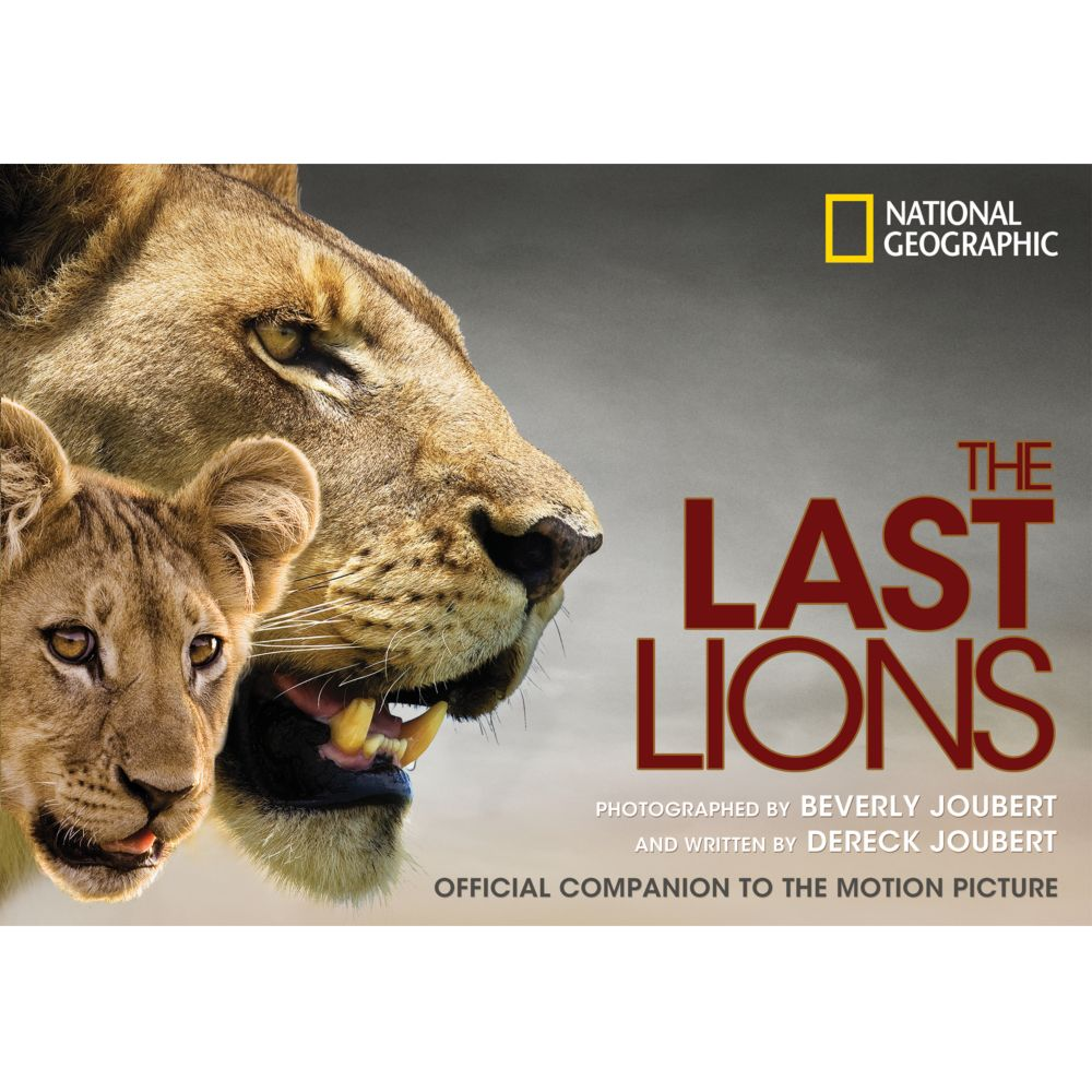 the last lions book national geographic store