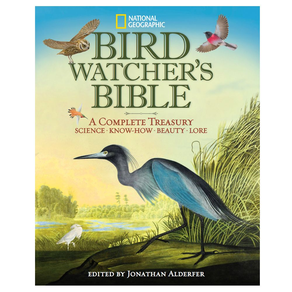 national geographic bird watcher u0027s bible national geographic store