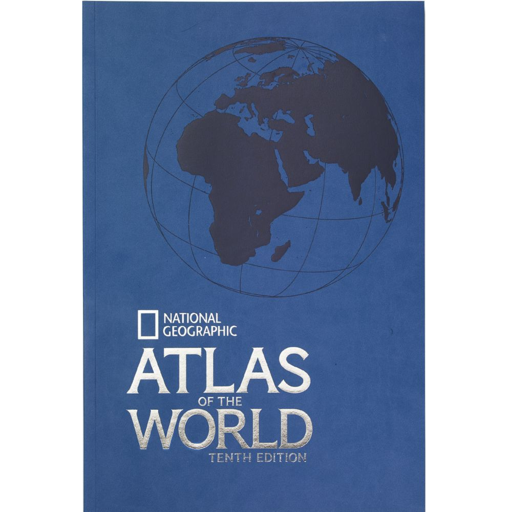 National geographic atlas of the world 10th edition softcover national geographic atlas of the world 10th edition softcover national geographic store gumiabroncs Image collections