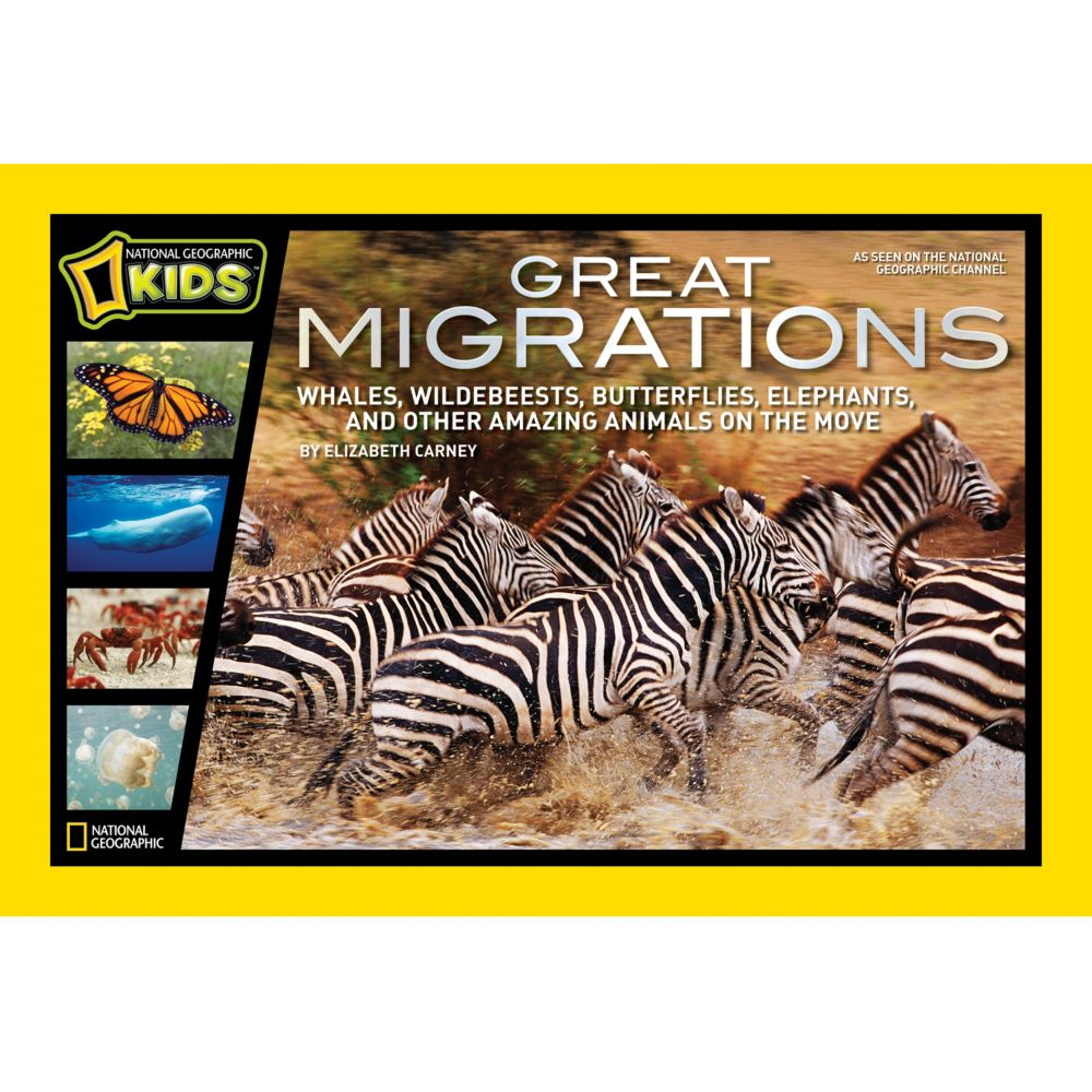 great migrations children u0027s book national geographic store