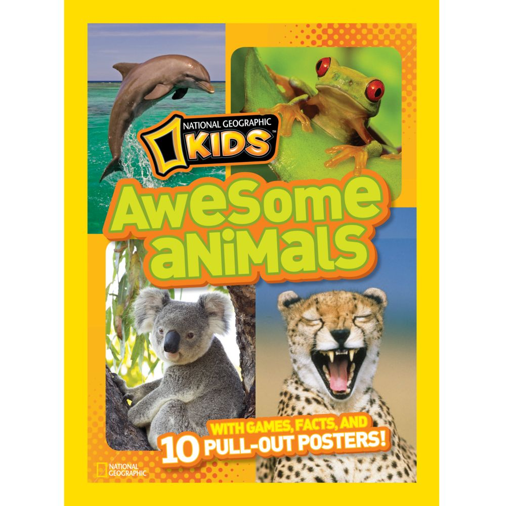 national geographic kids awesome animals national geographic store