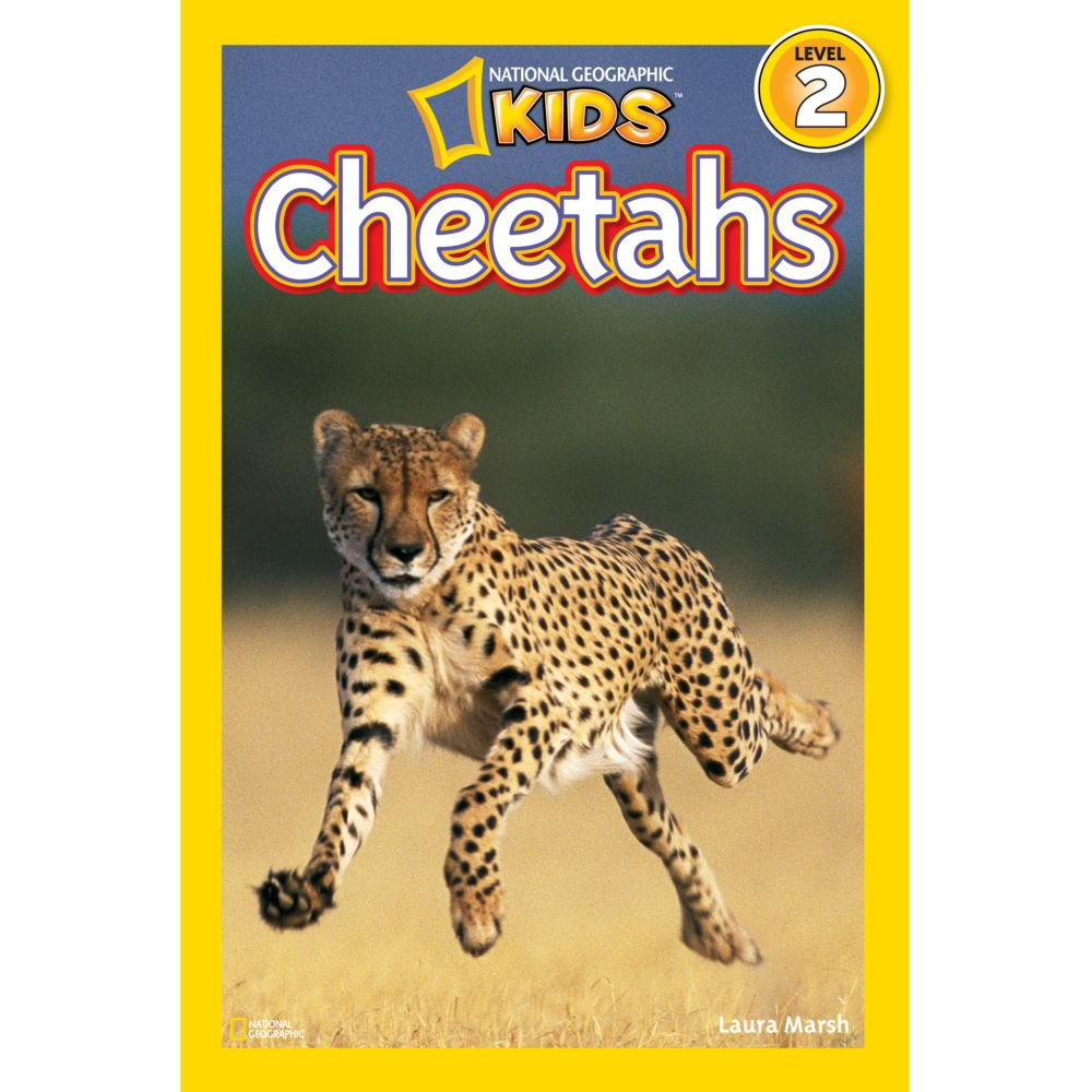 national geographic readers cheetahs national geographic store