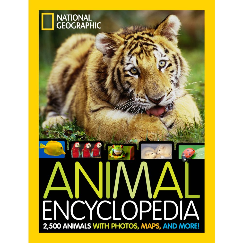 national geographic animal encyclopedia national geographic store